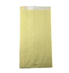 800 Sachets kraft jaune clair 12 + 4 x 21