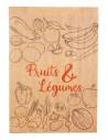 Sachets à fruits et légumes en papier 2kg